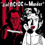 Phil Rudd: Dial AC/DC for Murder. #philrudd #acdc #chargesdropped #insufficientevidence #illustration #drawingaday #dialmformurder #hitchcock