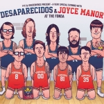 Mashback Monday: an excerpt from that poster I did for Desparecidos and Joyce Manor where they were a high school wrestling team.  #desaparecidos #conoroberst #joycemanor #wrestling #illustration #drawingaday