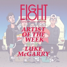 I'm @eightmagazine's artist of the week this week, which is really exciting because I've discovered half of my favorite illustrators through them. Check them out, and follow everyone they talk about! #eightmagazine #illustration #artistoftheweek